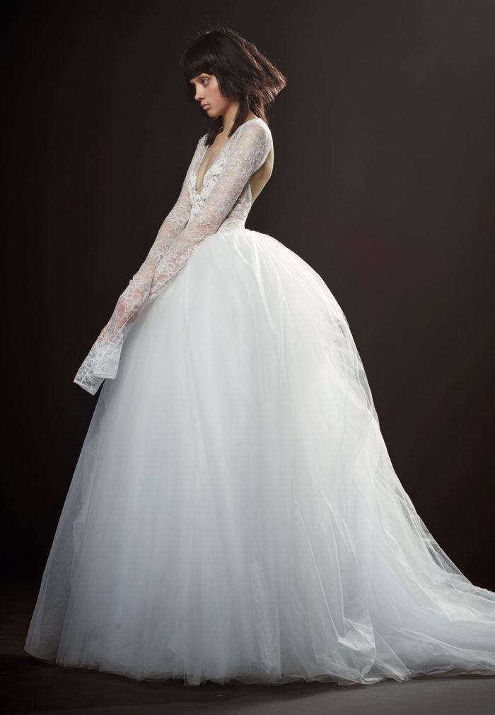 Haute Couture Pro Letosni Jaro 2018 Aneb Vera Wang Opet Prinasi 21