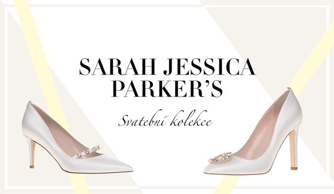 Sarah Jessica Parker a její SJP svatební kolekce bot! – Svatební blog 122724e1d4