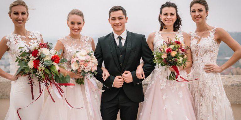 Není třeba bezhlavě utrácet, abyste měli úžasnou svatbu plnou smíchu a štěstí. Své tipy, jak na to, nám prozradila čtenářka Katka