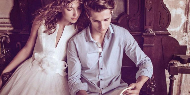 Originální a variabilní svatební šaty se značkou Veršatyl jsou stále více oblíbené. Víme, proč!