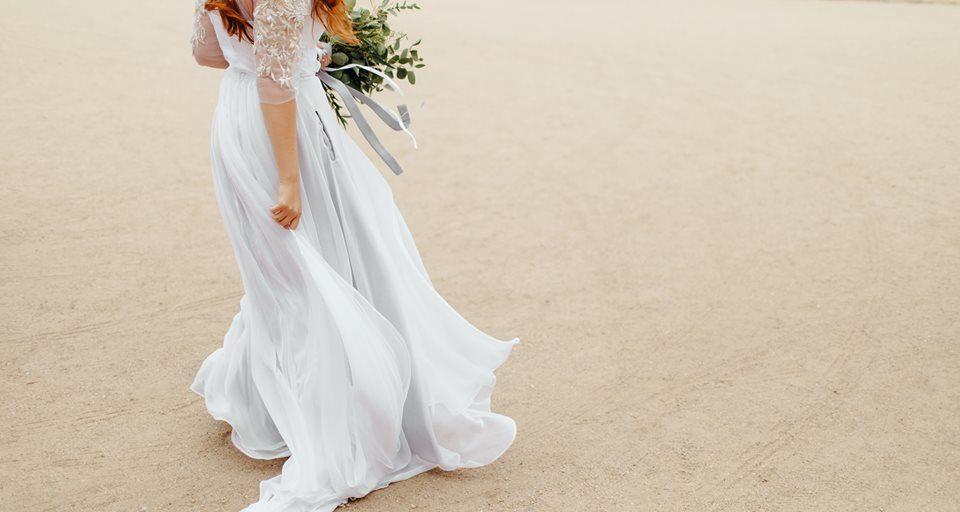 418cf486b4a4 Originální a variabilní svatební šaty se značkou Veršatyl jsou stále více  oblíbené. Víme