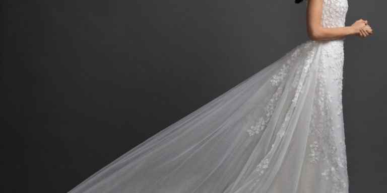 Toužíte po jedinečném svatebním modelu od českého návrháře? Nebojíte se vystoupit z davu? Sáhněte po šatech Sobje