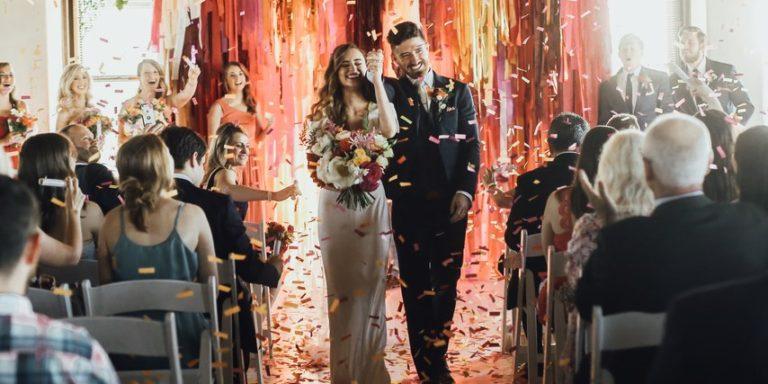 O to, aby vaše veselka vypadala jako z pohádky, se s grácií postarají Královské svatby