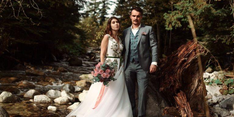 Už troubějí… Láká vás lovecká a lesní romantika? Takhle může vypadat vaše svatba!