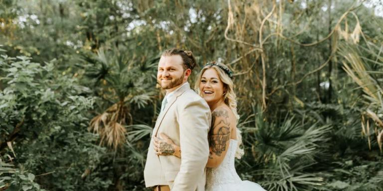 Nebojte se svatebních příprav. Lucie a Luboš si sami vystrojili perfektní svatbu a ještě přitom postavili dům