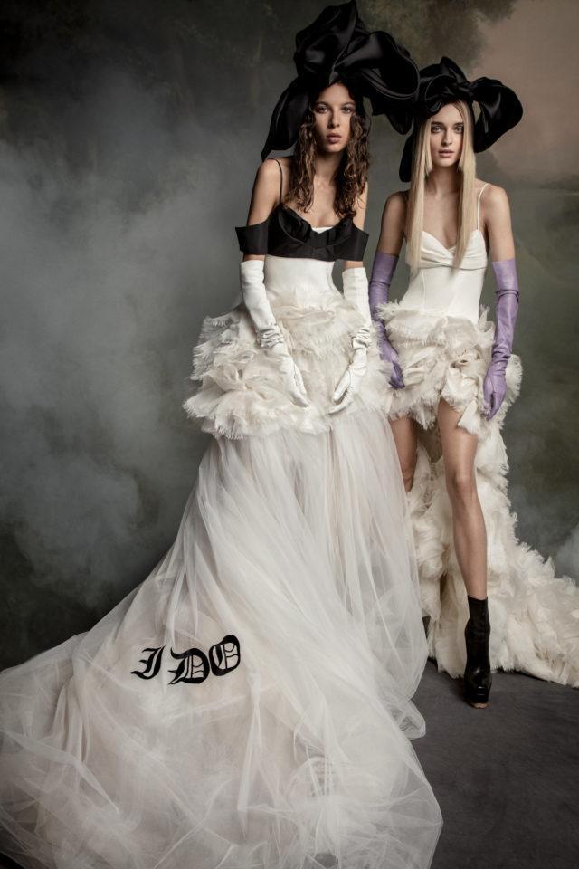 Svatební šaty Vera Wang podzim 2020