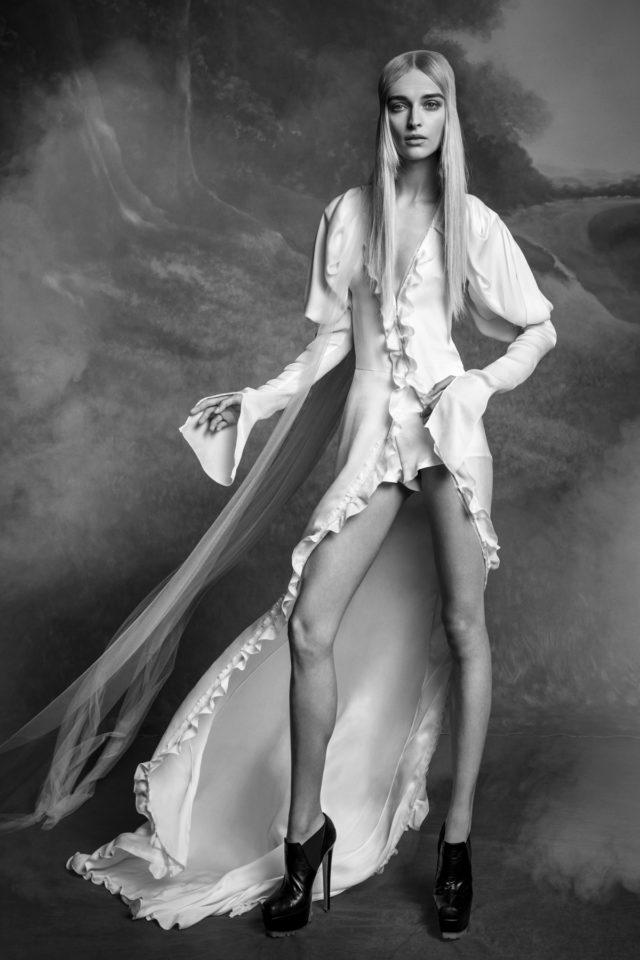 Svatební šaty Vera Wang 2020