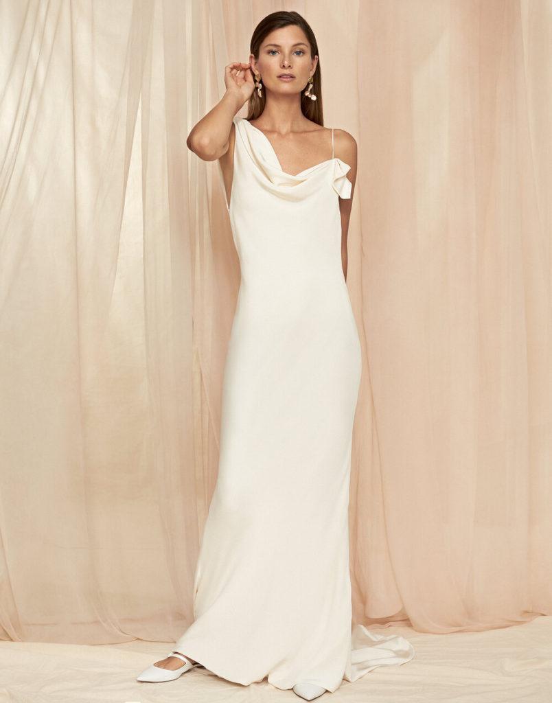svatebni šaty Savannah Miller podzim 2020