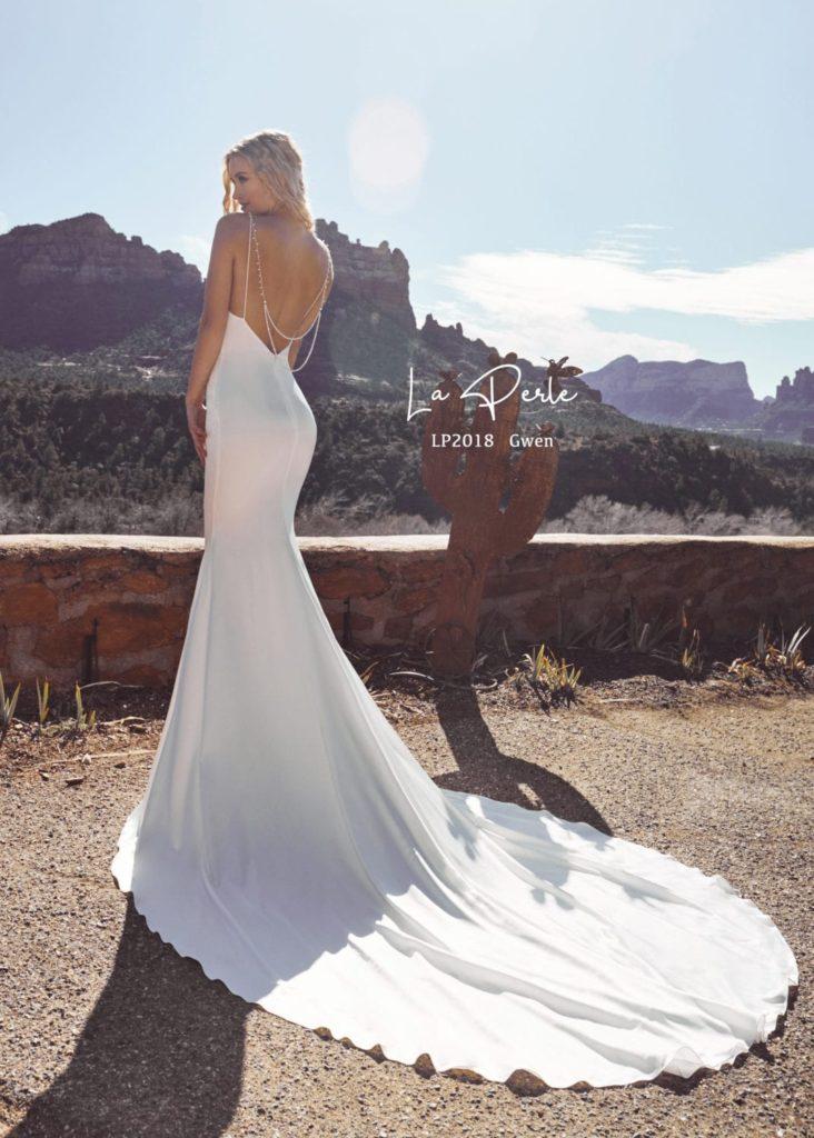 svatební šaty La Perle podzim 2020