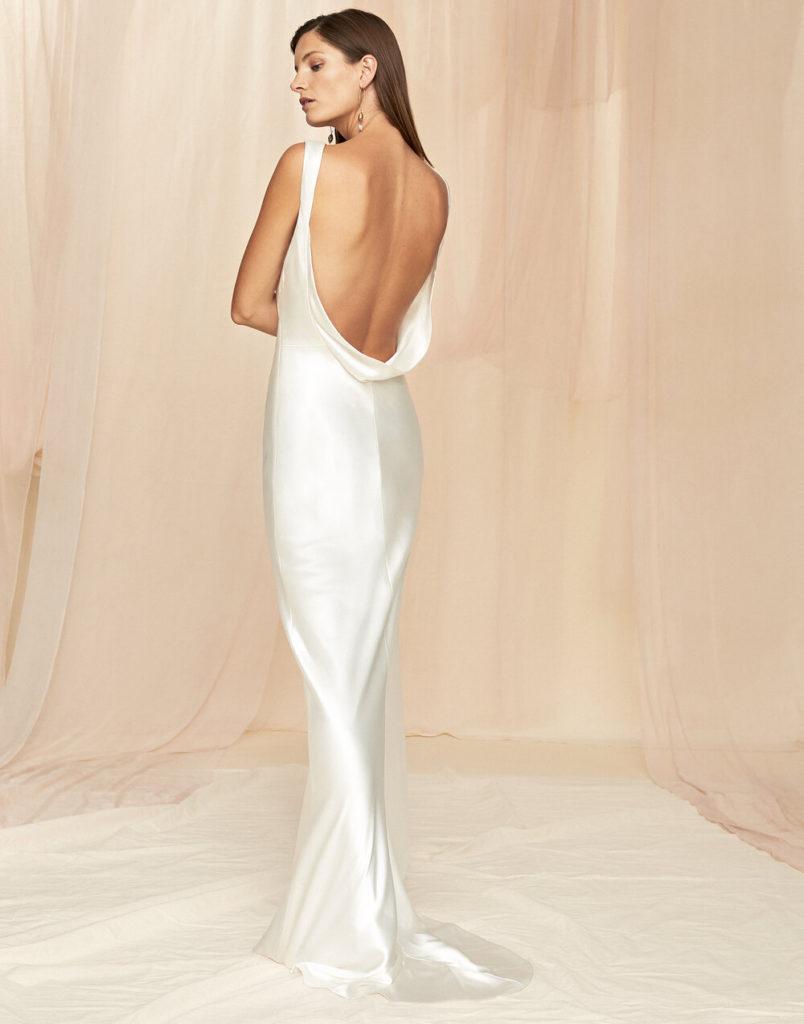 svatebni šaty Savannah Mille podzim 2020