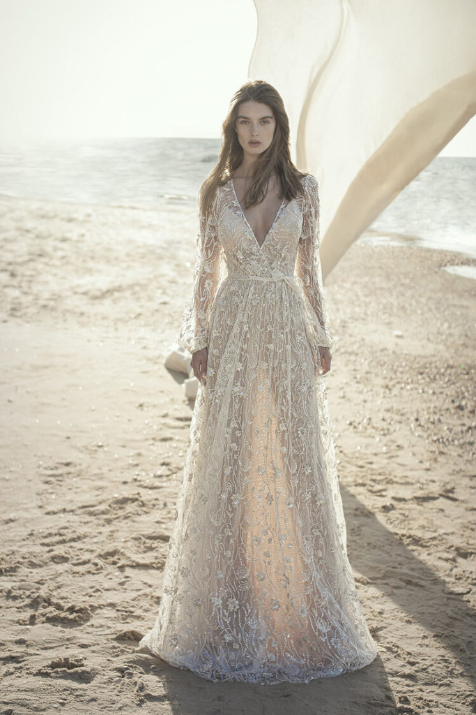 Svatební šaty Alon Livné 2020