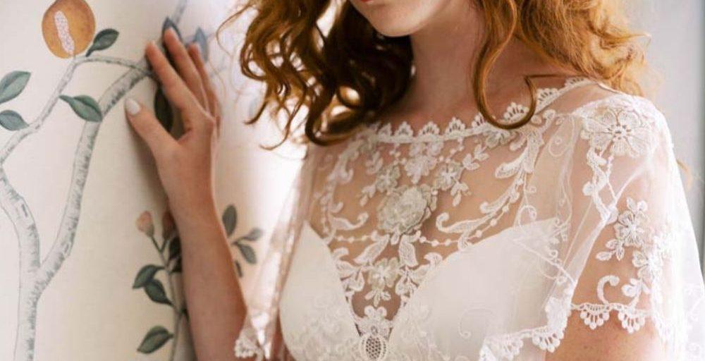 Claire Pettibone svatební šaty na podzim 2020