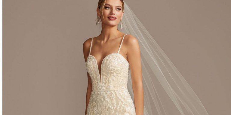 Bohémské svatební šaty z dílny La Perle pro podzim a zimu 2020 vás okouzlí