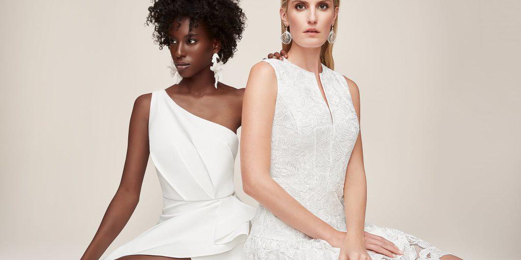 Anne Barge svatební šaty