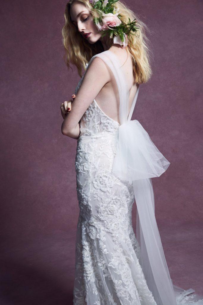 Marchesa svatební šaty 2020