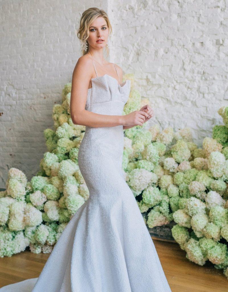 svatební šaty Carol Hannahpodzim 2020