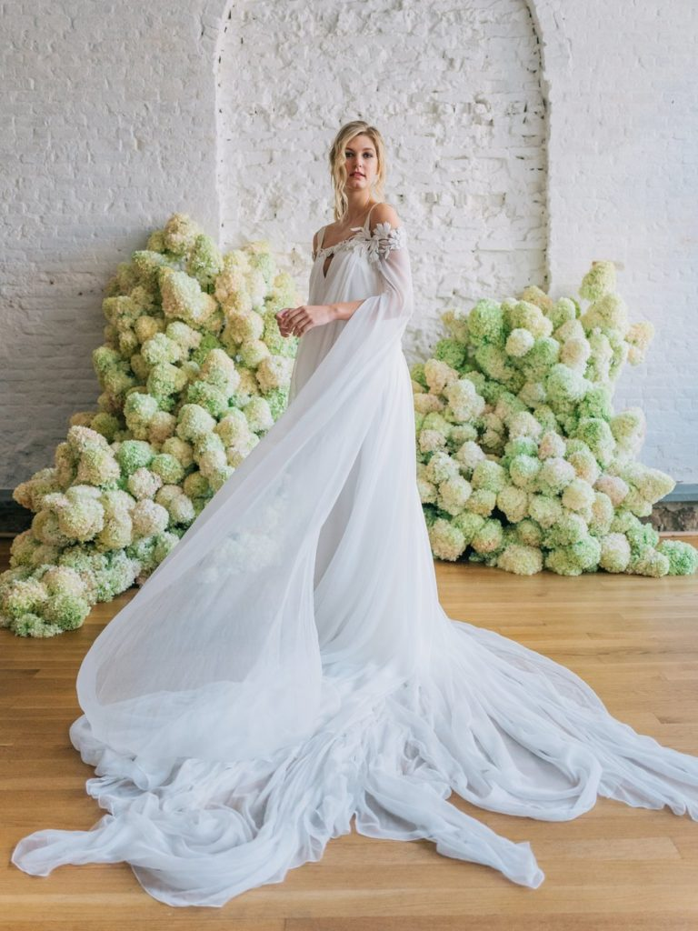 svatební šaty Carol Hannah podzim 2020