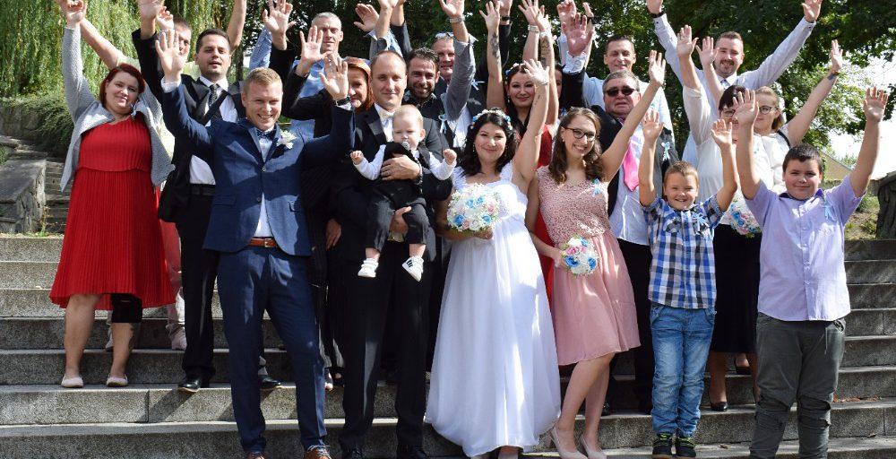 Svatba, svatební hosté