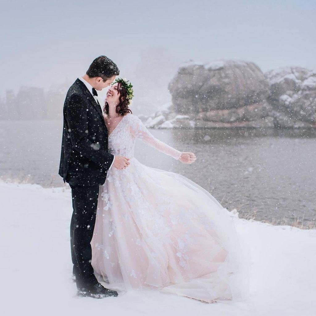 Svatební šaty David's Bridal