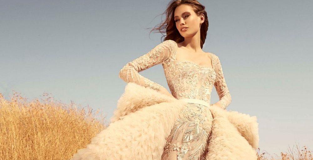 Svatební šaty Zuhair Murad 2020