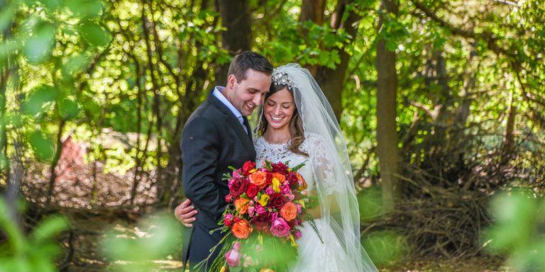 """""""Svatba je o vás a partnerovi,"""" připomíná Andrea, která měla malou svatbu svých snů"""