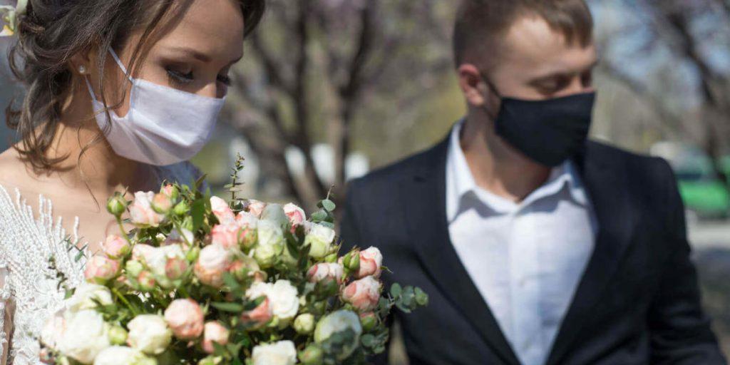 svatba covid 19