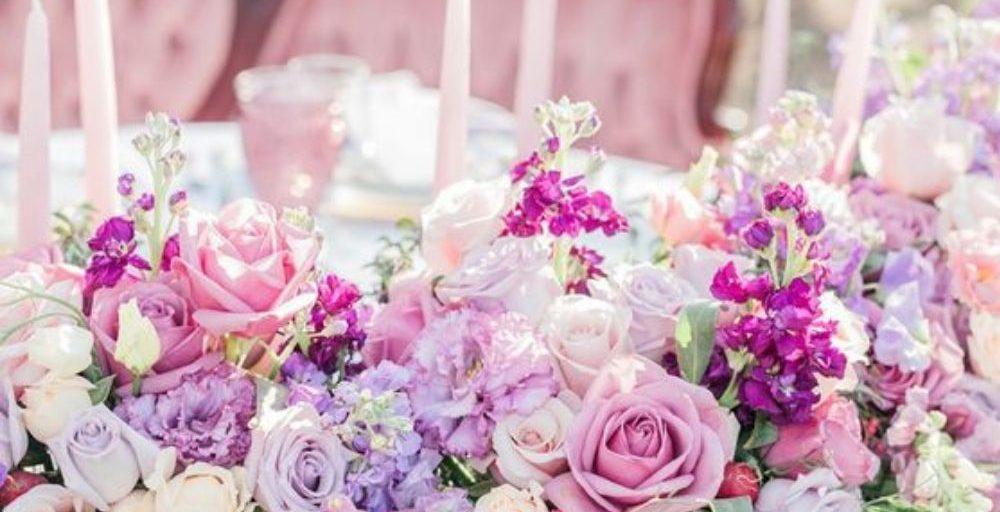 jarní barvy svatba 2021