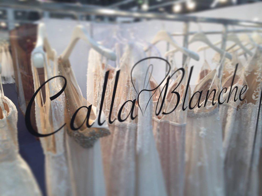 Svatební šaty Calla Blanche