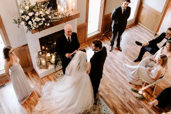 Svatba doma