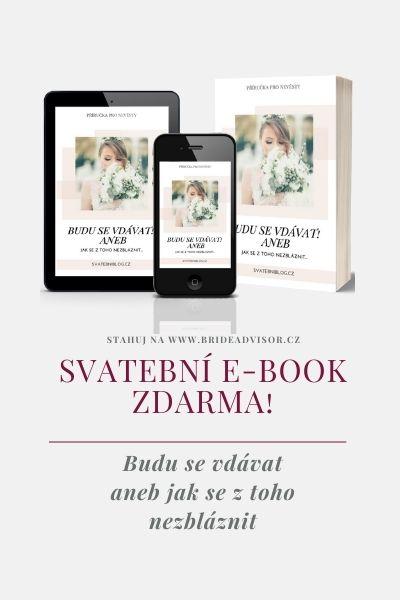 svatební ebook