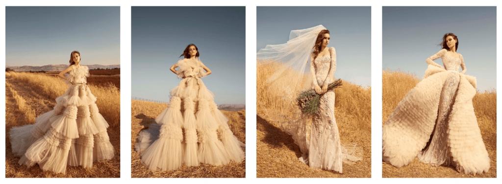 Zuhair Murad svatební šaty