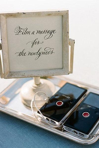 Svatební vzpomínky, svatební video