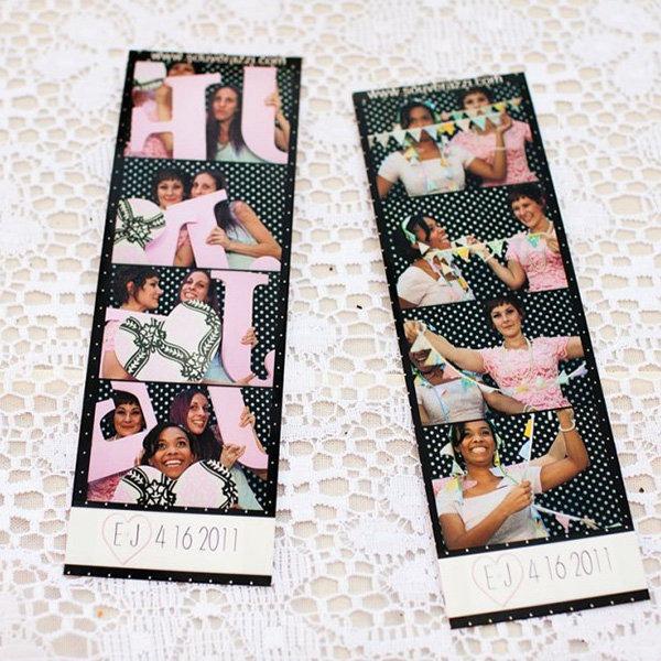Svatební vzpomínky, fotokoutek
