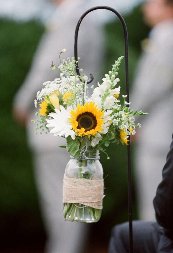 slunečnicová svatba