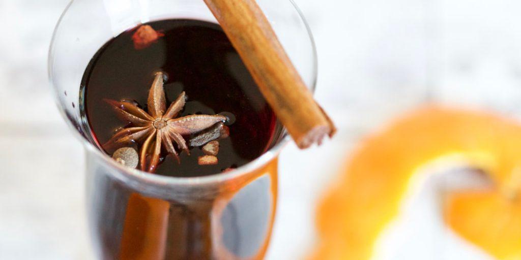 svatební vánoční koktejly, zimní koktejly