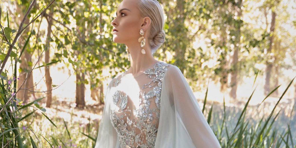 Svatební šaty Elie Saab