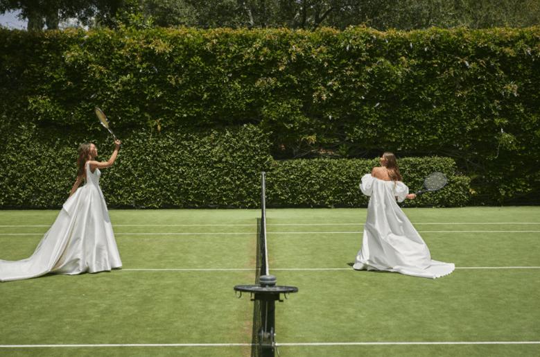 Monique Lhiullier svatební šaty jaro 2021