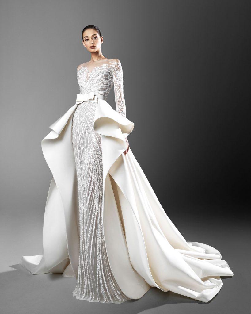Svatební šaty Zuhair Murad jaro 2021