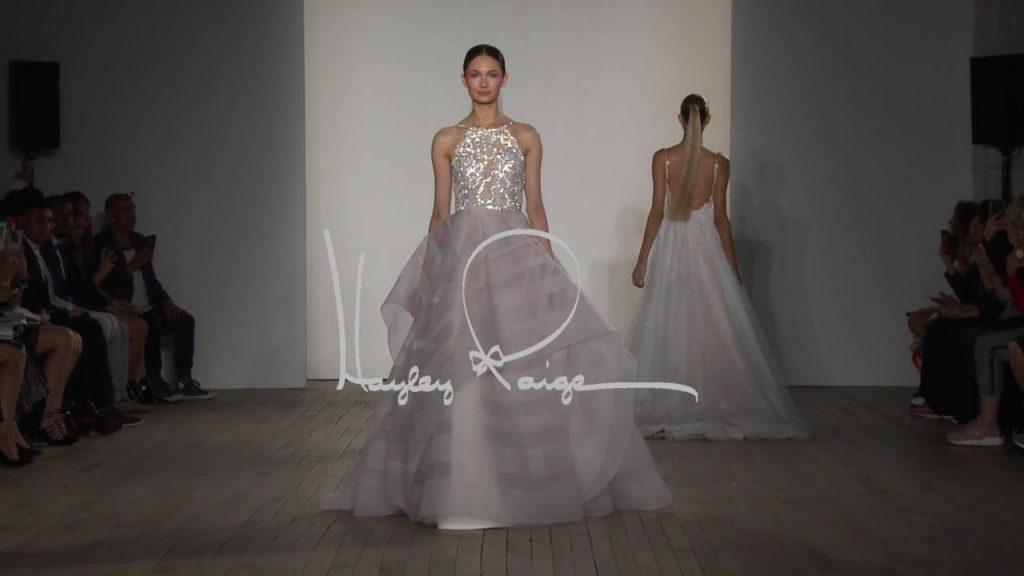 Svatební šaty Hayley Paige