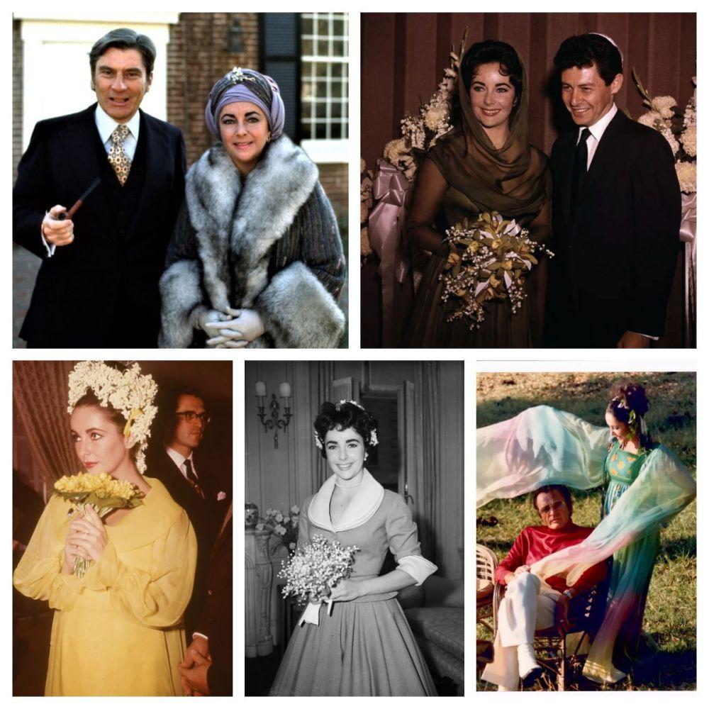 Neobvyklé svatební šaty