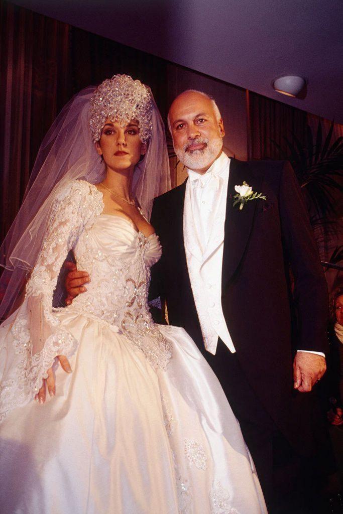 Nevkusné svatební šaty celebrit