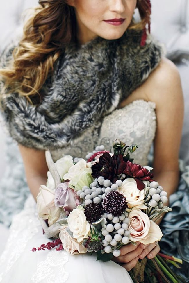 Zimní svatba