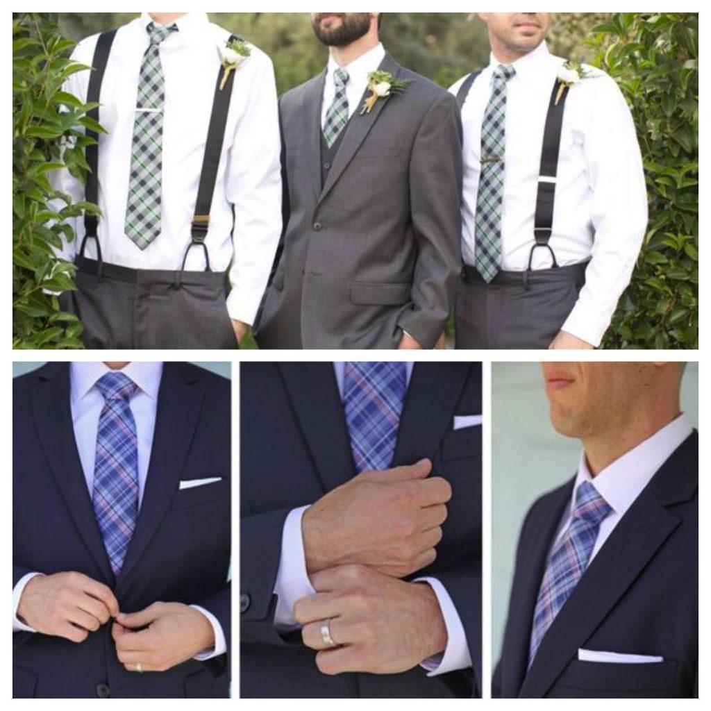 Kravata na svatbu 2021
