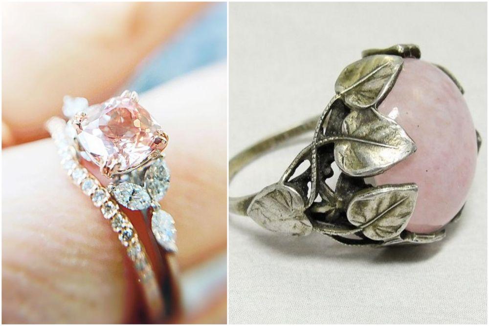 Svatební šperky.