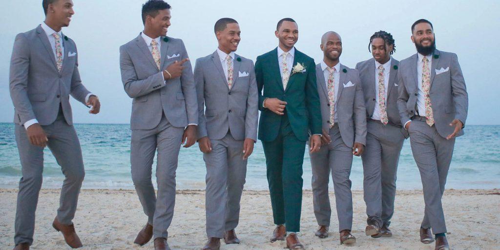 Pánské kravaty na svatbu 2021