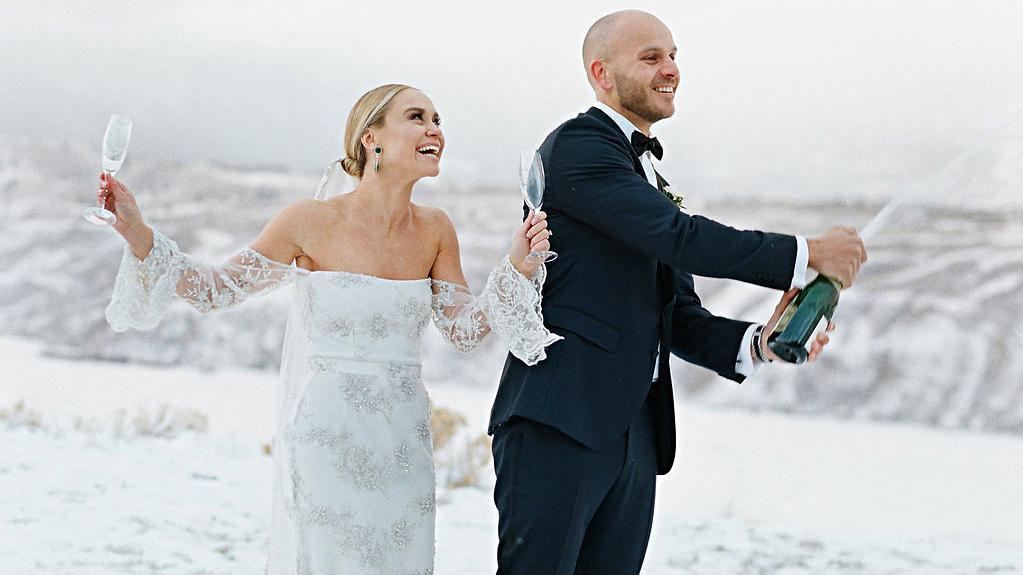 Trendy svatební barvy