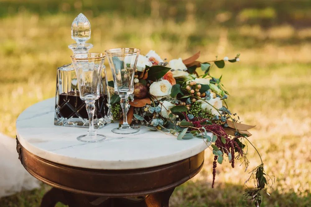 Secesní svatba