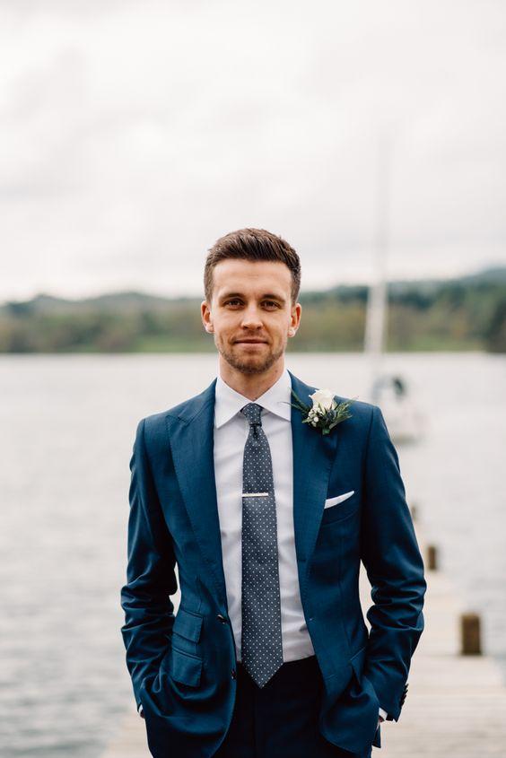 Svatební kravata 2021