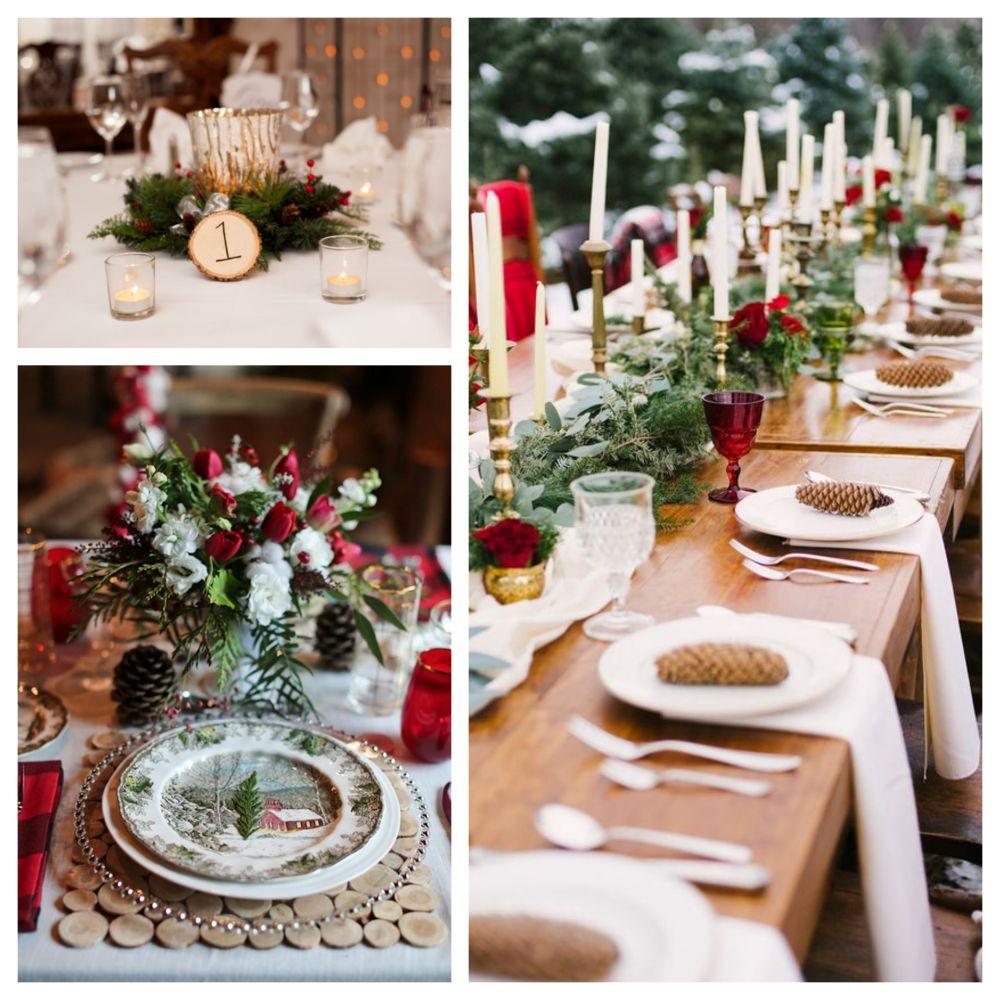 Svatba o vánocích