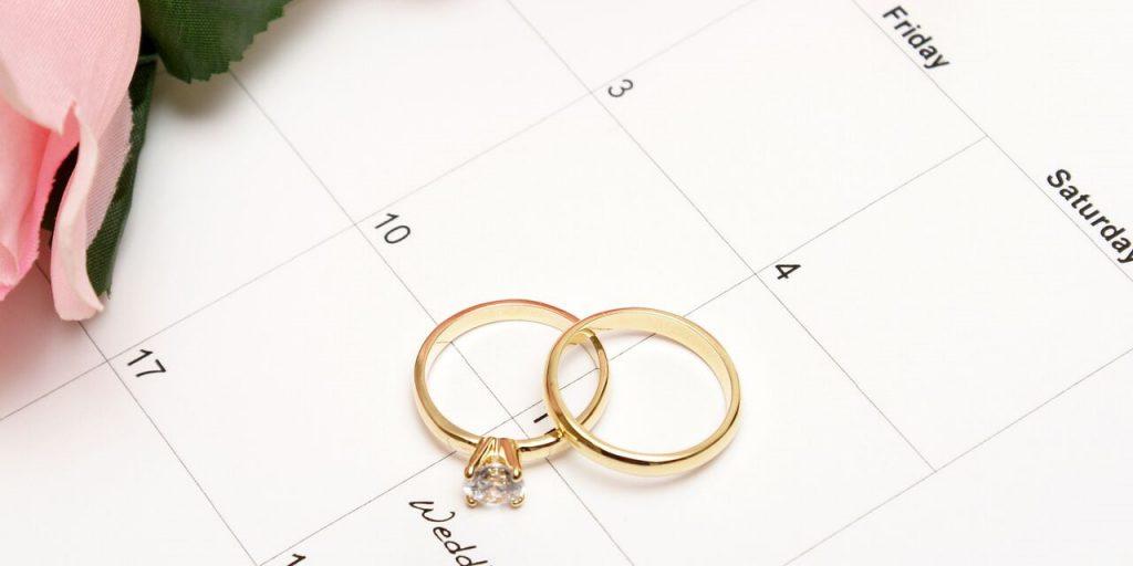 Datum svatby, magická data v roce 2021